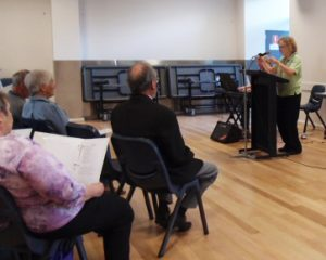 How is a dementia-friendly choir different to other choirs?